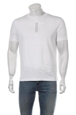 Мъжка тениска Hugo Boss, Размер S, Цвят Бял, 100% памук, Цена 62,58лв.