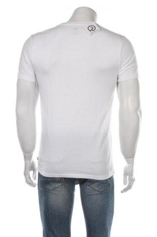 Мъжка тениска Levi's, Размер M, Цвят Бял, Памук, Цена 32,48лв.