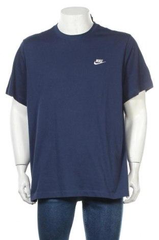 Pánské tričko  Nike, Velikost XL, Barva Modrá, Bavlna, Cena  530,00Kč