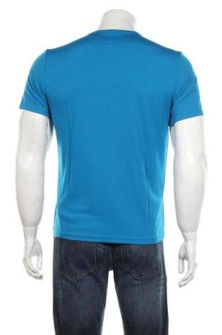 Мъжка тениска Odlo, Размер S, Цвят Син, Полиестер, Цена 32,45лв.