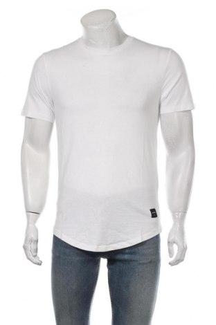 Мъжка тениска Only & Sons, Размер S, Цвят Бял, 100% памук, Цена 15,08лв.