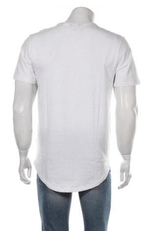 Мъжка тениска Only & Sons, Размер M, Цвят Бял, Памук, Цена 19,50лв.