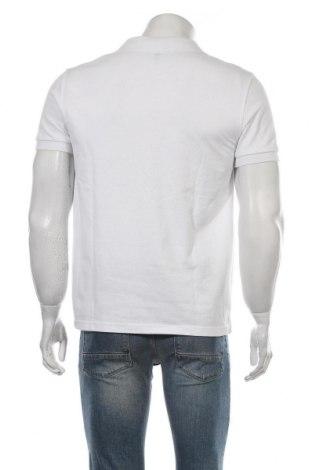 Мъжка тениска Oviesse, Размер M, Цвят Бял, Памук, Цена 17,60лв.