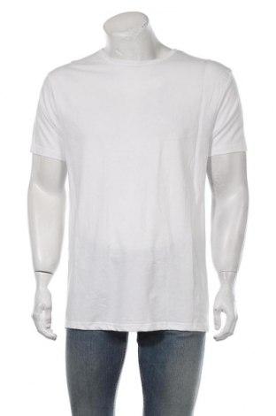 Мъжка тениска Paul Smith, Размер L, Цвят Бял, 100% памук, Цена 66,72лв.