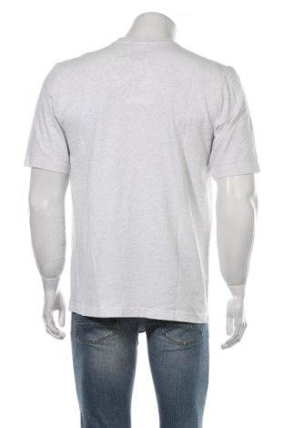 Мъжка тениска Reebok, Размер S, Цвят Бял, Памук, Цена 22,04лв.