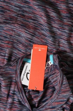 Мъжка тениска Tom Tailor, Размер M, Цвят Многоцветен, Памук, Цена 25,52лв.