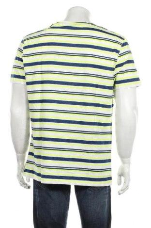 Мъжка тениска Tom Tailor, Размер XXL, Цвят Многоцветен, Памук, Цена 21,60лв.