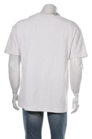 Мъжка тениска Urban Classics, Размер M, Цвят Бял, 50% памук, 50% полиестер, Цена 19,20лв.