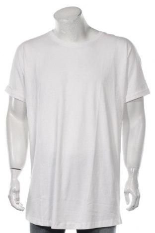 Мъжка тениска Urban Classics, Размер XL, Цвят Бял, Памук, Цена 16,82лв.