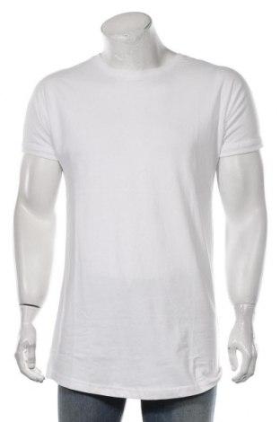 Мъжка тениска Urban Classics, Размер S, Цвят Бял, Памук, Цена 14,30лв.