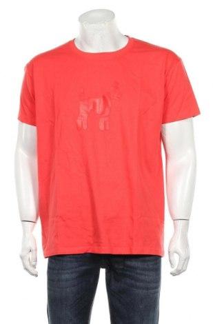 Мъжка тениска Williot, Размер XL, Цвят Червен, Цена 17,40лв.