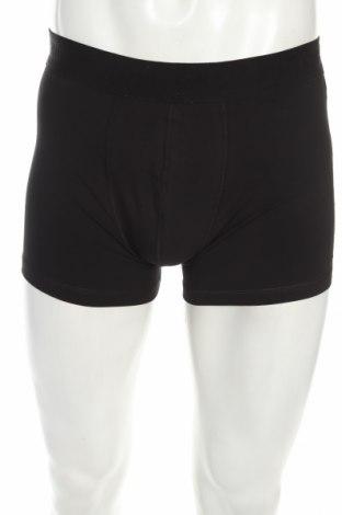Bokserki męskie Jack & Jones, Rozmiar XL, Kolor Czarny, 95% bawełna, 5% elastyna, Cena 39,38zł