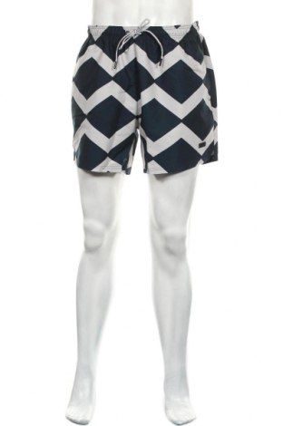 Мъжки къс панталон Hugo Boss, Размер XL, Цвят Син, Полиестер, Цена 96,75лв.