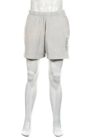 Мъжки къс панталон Nike, Размер L, Цвят Сив, 100% памук, Цена 51,75лв.