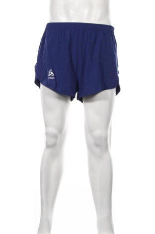 Мъжки къс панталон Odlo, Размер XL, Цвят Син, 89% полиестер, 11% еластан, Цена 24,50лв.