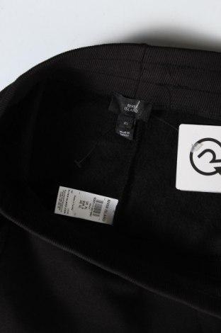 Мъжки къс панталон River Island, Размер XL, Цвят Черен, 67% памук, 33% полиестер, Цена 39,60лв.