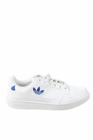 Încălțăminte bărbătească Adidas Originals, Mărime 48, Culoare Alb, Piele ecologică, Preț 183,45 Lei