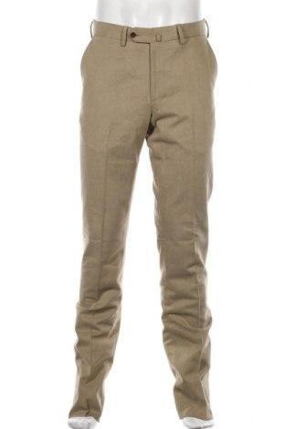 Мъжки панталон Hackett, Размер M, Цвят Бежов, Цена 67,05лв.