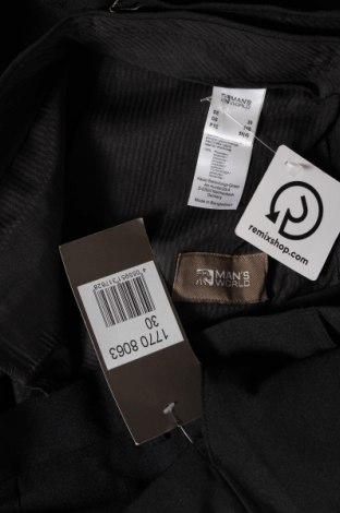 Мъжки панталон Man's World, Размер XL, Цвят Черен, Полиестер, Цена 29,67лв.