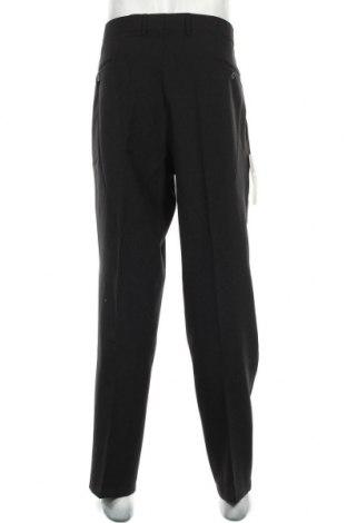 Мъжки панталон Man's World, Размер XXL, Цвят Черен, Полиестер, Цена 29,67лв.