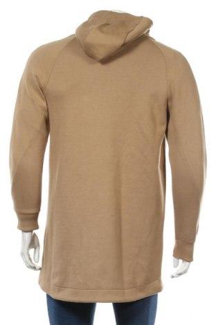Мъжки суичър Napapijri, Размер S, Цвят Кафяв, 67% памук, 33% полиестер, Цена 89,57лв.