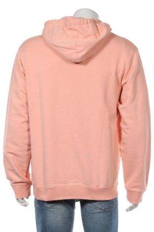 Мъжки суичър Napapijri, Размер L, Цвят Розов, 100% памук, Цена 126,75лв.