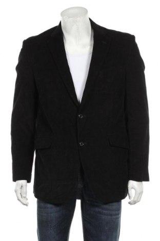 Мъжко сако, Размер L, Цвят Черен, Памук, Цена 6,31лв.