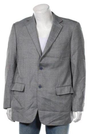 Мъжко сако A.W.Dunmore, Размер XL, Цвят Сив, 50% вълна, 50% полиестер, Цена 24,99лв.