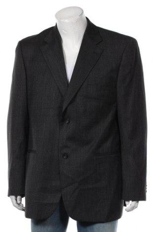 Мъжко сако A.W.Dunmore, Размер XL, Цвят Черен, 50% вълна, 35% полиестер, 15% коприна, Цена 37,49лв.
