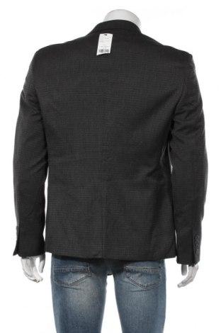 Мъжко сако Devred 1902, Размер XL, Цвят Сив, 77% полиестер, 21% вискоза, 2% еластан, Цена 78,97лв.