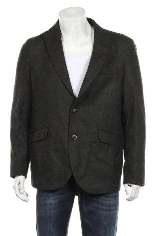 Мъжко сако Hackett, Размер XL, Цвят Зелен, Купро, Цена 180,95лв.
