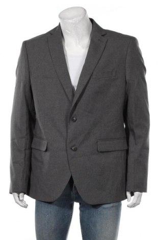 Мъжко сако Man's World, Размер XL, Цвят Сив, Полиестер, Цена 44,50лв.