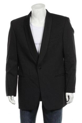 Мъжко сако Masterhand, Размер XL, Цвят Черен, Цена 37,80лв.