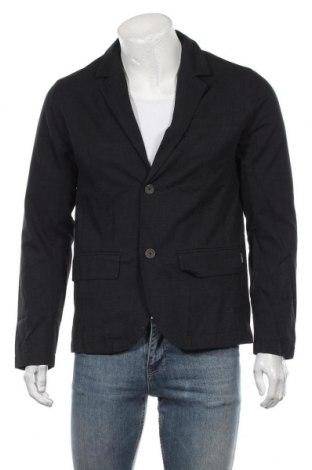 Мъжко сако Pepe Jeans, Размер M, Цвят Син, 98% памук, 2% еластан, Цена 59,40лв.