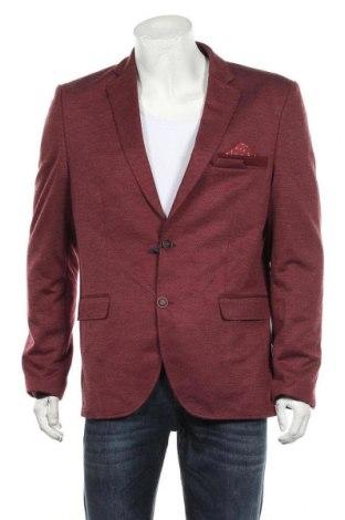 Мъжко сако Sir Raymond Tailor, Размер XL, Цвят Червен, 70% полиестер, 30% вискоза, Цена 139,50лв.
