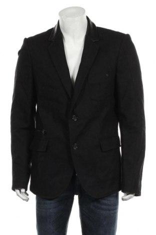 Мъжко сако Strellson, Размер L, Цвят Черен, Цена 53,24лв.