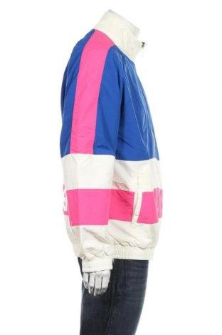 Мъжко спортно яке ASICS, Размер L, Цвят Многоцветен, Полиамид, Цена 81,75лв.