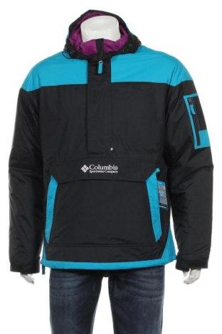 Мъжко спортно яке Columbia, Размер M, Цвят Черен, Полиамид, Цена 124,27лв.