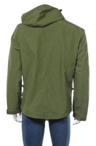 Мъжко яке Napapijri, Размер L, Цвят Зелен, Полиамид, Цена 180,95лв.