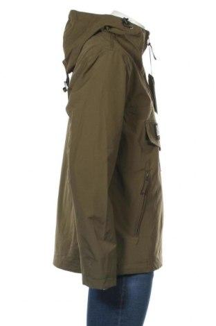 Мъжко яке Napapijri, Размер L, Цвят Зелен, 100% полиамид, Цена 141,47лв.