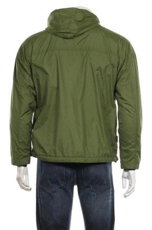 Мъжко яке Napapijri, Размер S, Цвят Зелен, Полиамид, Цена 148,05лв.