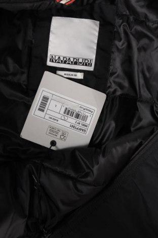 Мъжко яке Napapijri, Размер L, Цвят Черен, Полиамид, Цена 193,05лв.