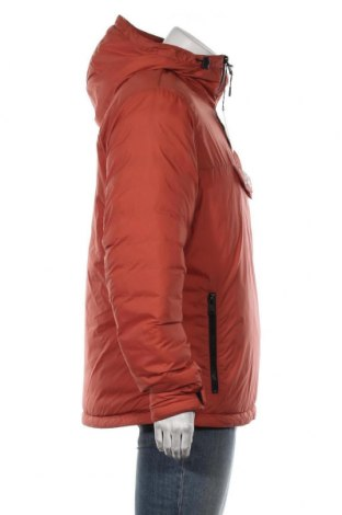 Мъжко яке Napapijri, Размер L, Цвят Оранжев, Полиамид, Цена 171,60лв.