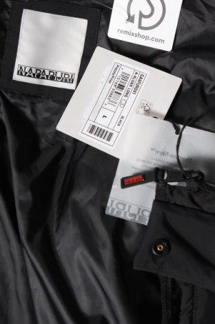 Мъжко яке Napapijri, Размер L, Цвят Черен, Полиестер, Цена 441,75лв.
