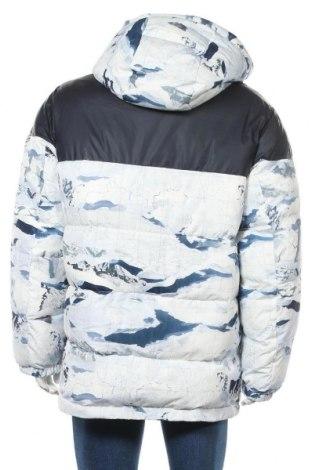 Мъжко яке Napapijri, Размер L, Цвят Бял, Полиамид, Цена 265,05лв.