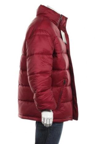 Мъжко яке Napapijri, Размер L, Цвят Червен, Полиамид, Цена 206,55лв.