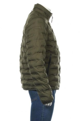 Мъжко яке Napapijri, Размер L, Цвят Зелен, Полиестер, Цена 351,75лв.