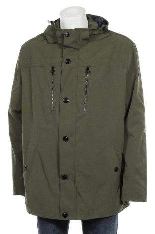 Мъжко яке S.Oliver, Размер XXL, Цвят Зелен, 85% полиестер, 15% памук, Цена 126,75лв.