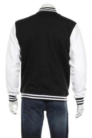 Мъжко яке Urban Classics, Размер M, Цвят Черен, 65% памук, 35% полиестер, Цена 47,17лв.