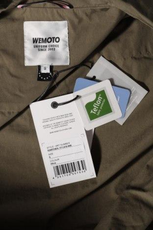 Мъжко яке Wemoto, Размер S, Цвят Зелен, Памук, Цена 26,22лв.